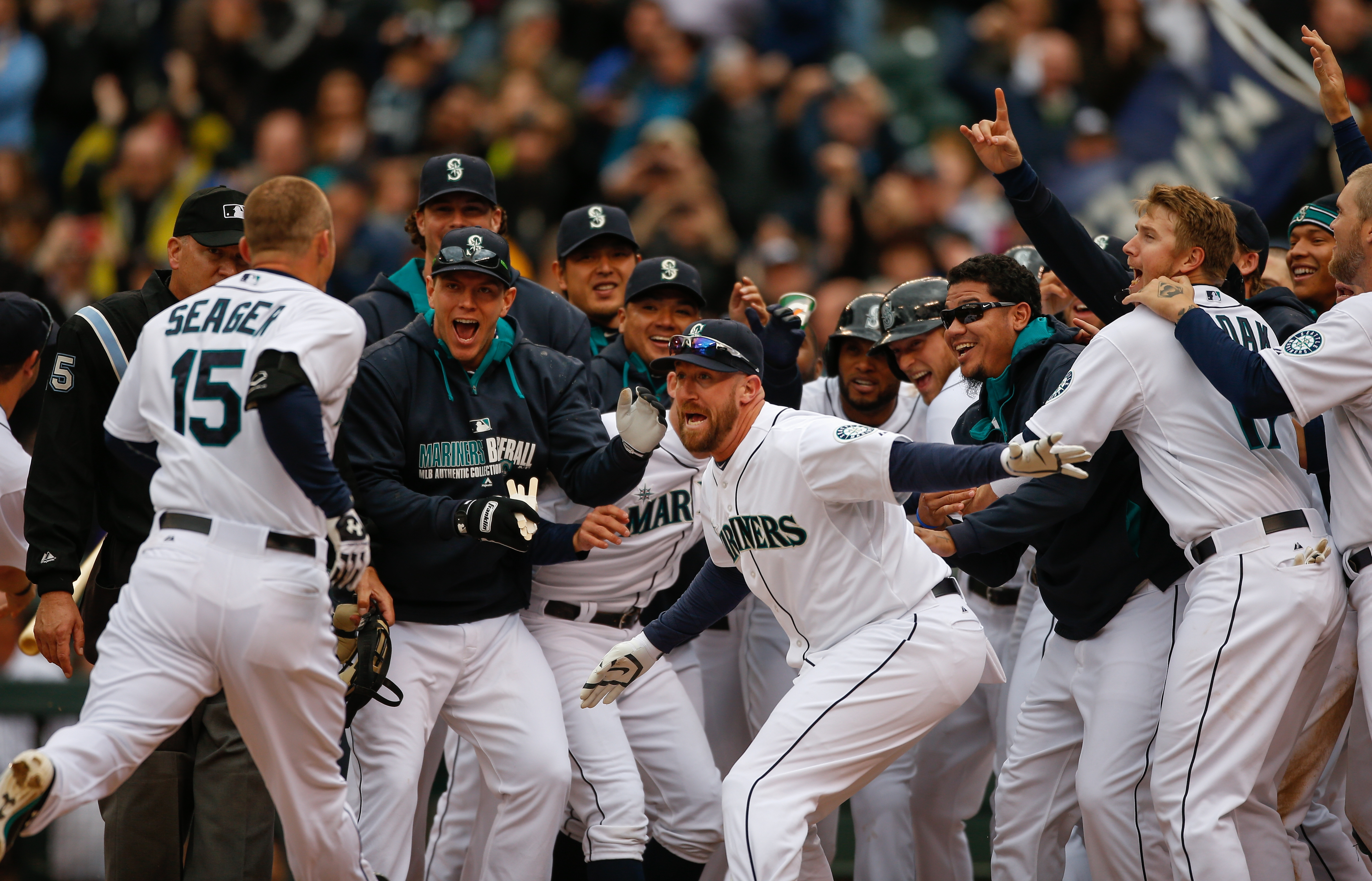 Seattle Mariners For Desktop