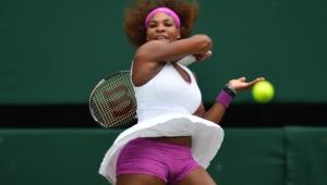 Serena Williams Desktop Wallpaper