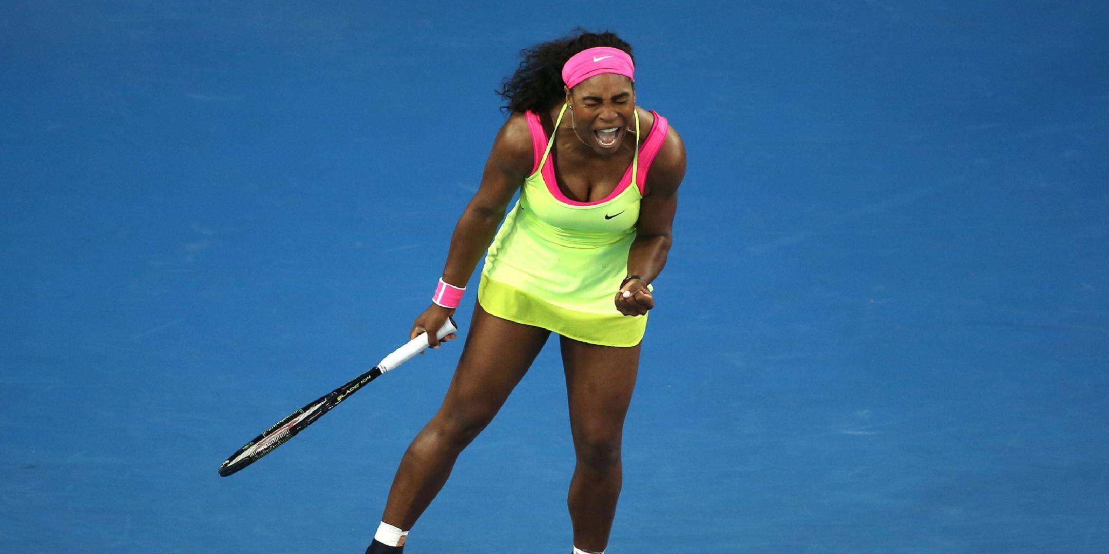 Serena Williams Hd Desktop