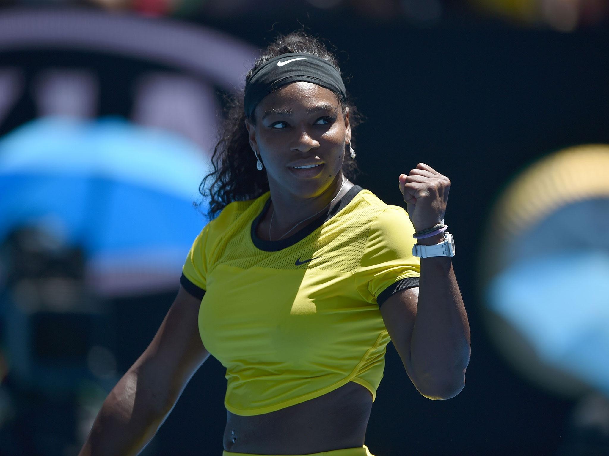 Serena Williams Hd