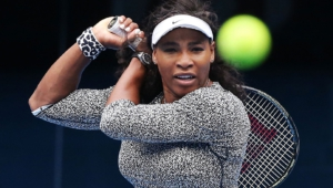 Serena Williams High Definition