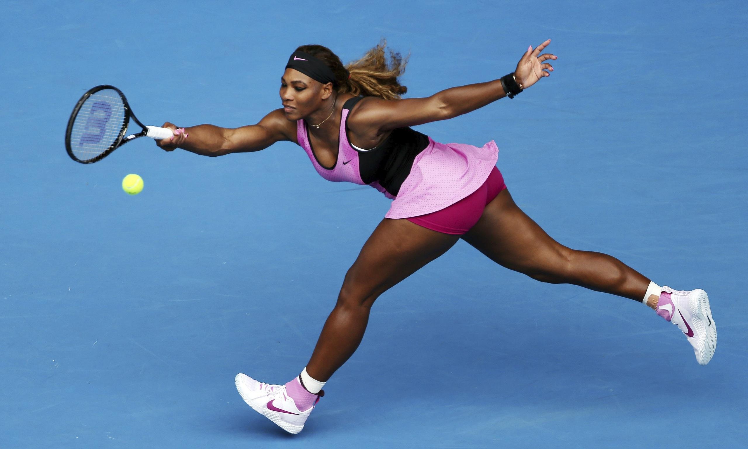 Serena Williams For Desktop Background