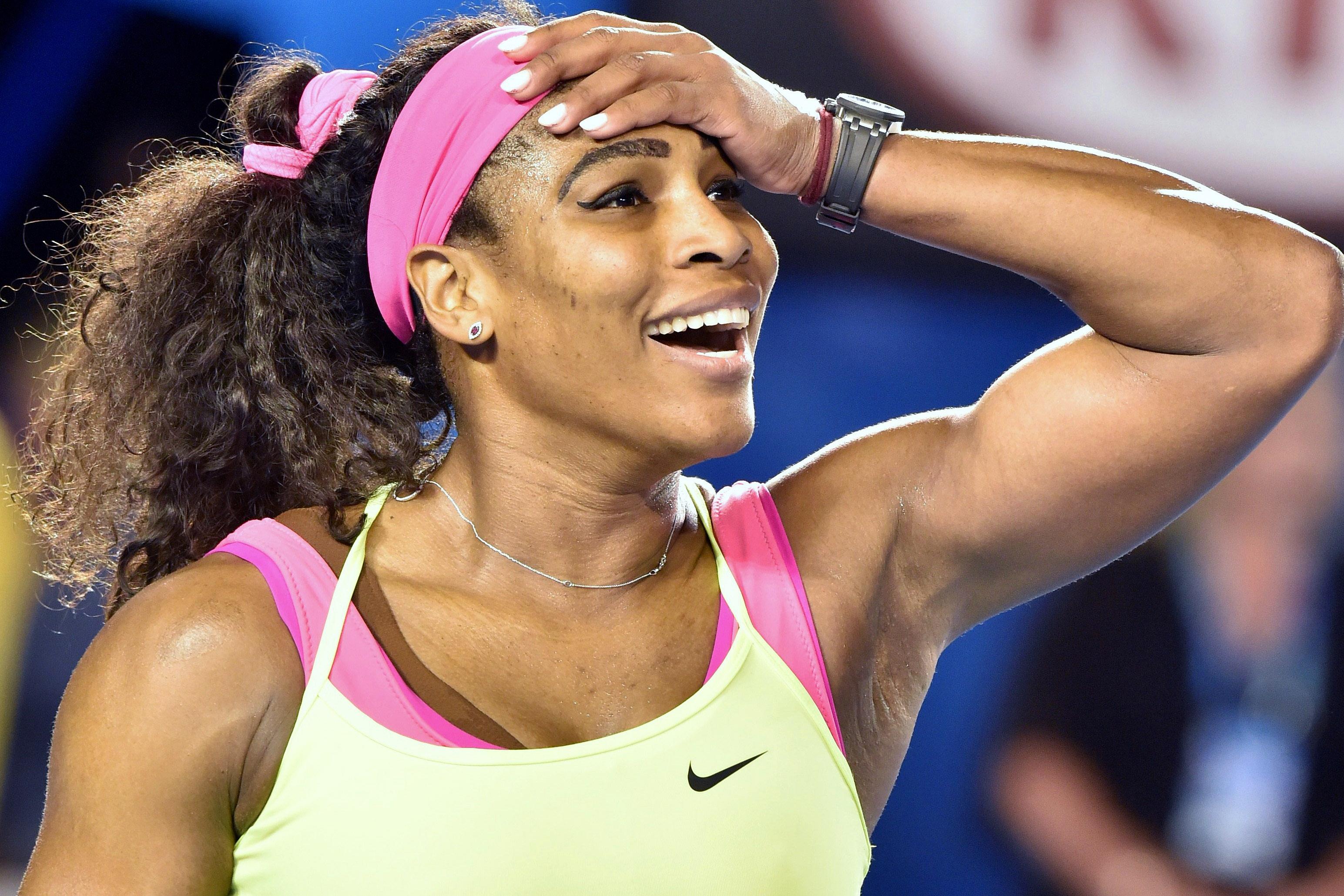 Serena Williams For Desktop