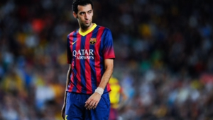 Sergio Busquets High Definition Wallpapers