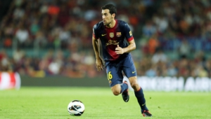 Sergio Busquets Photos