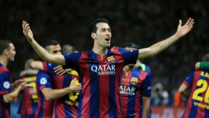 Sergio Busquets Pictures