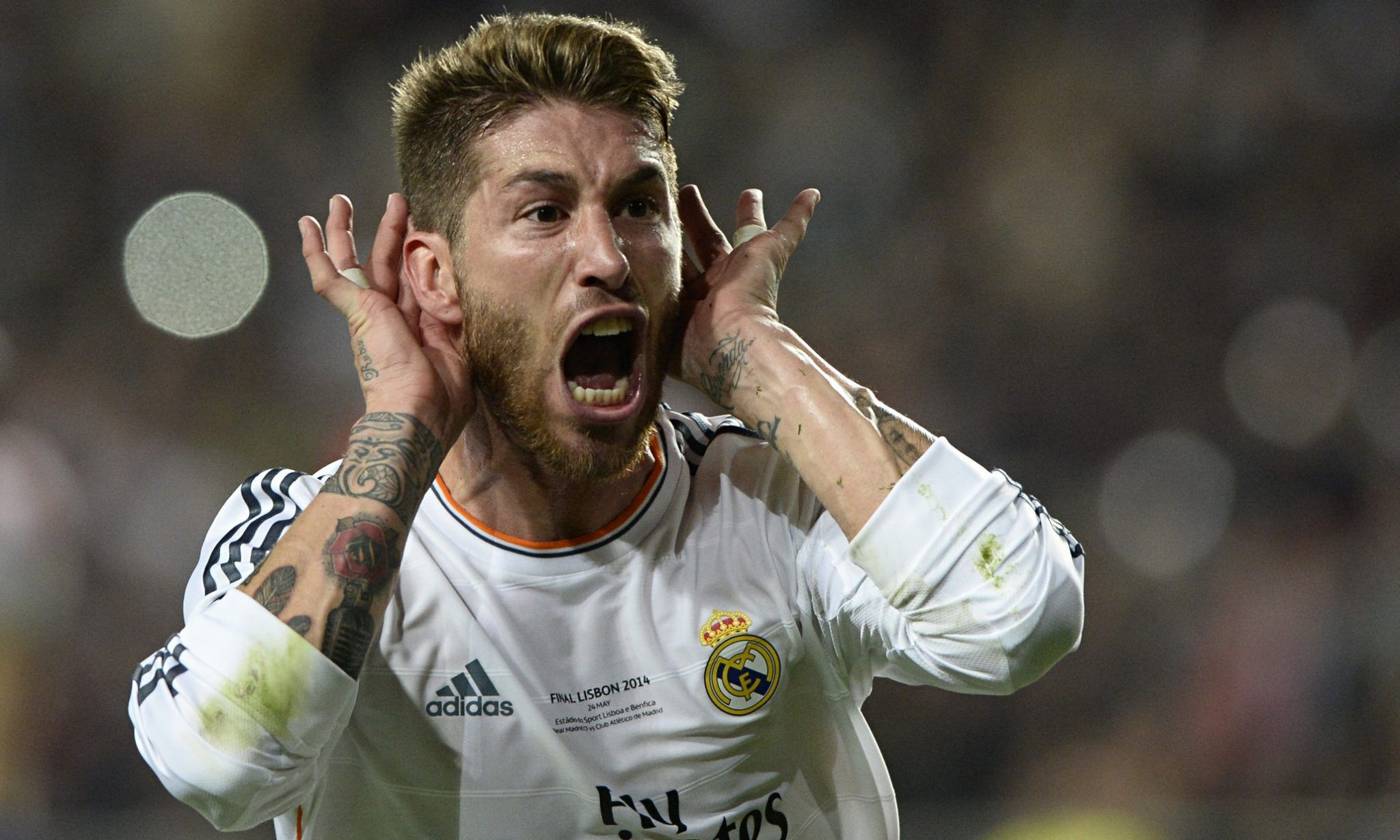Sergio Ramos Hd Wallpaper