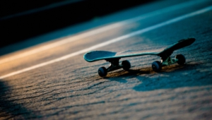 Skateboarding Background
