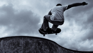 Skateboarding Hd Wallpaper
