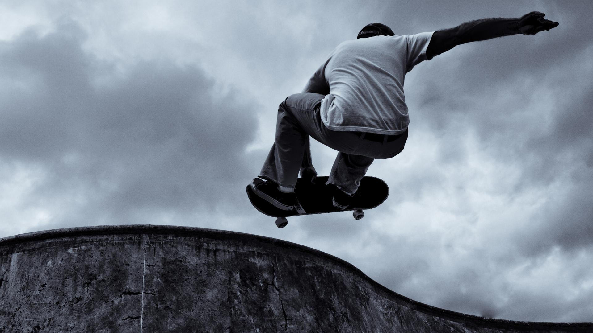 Skateboarding Hd Wallpaper