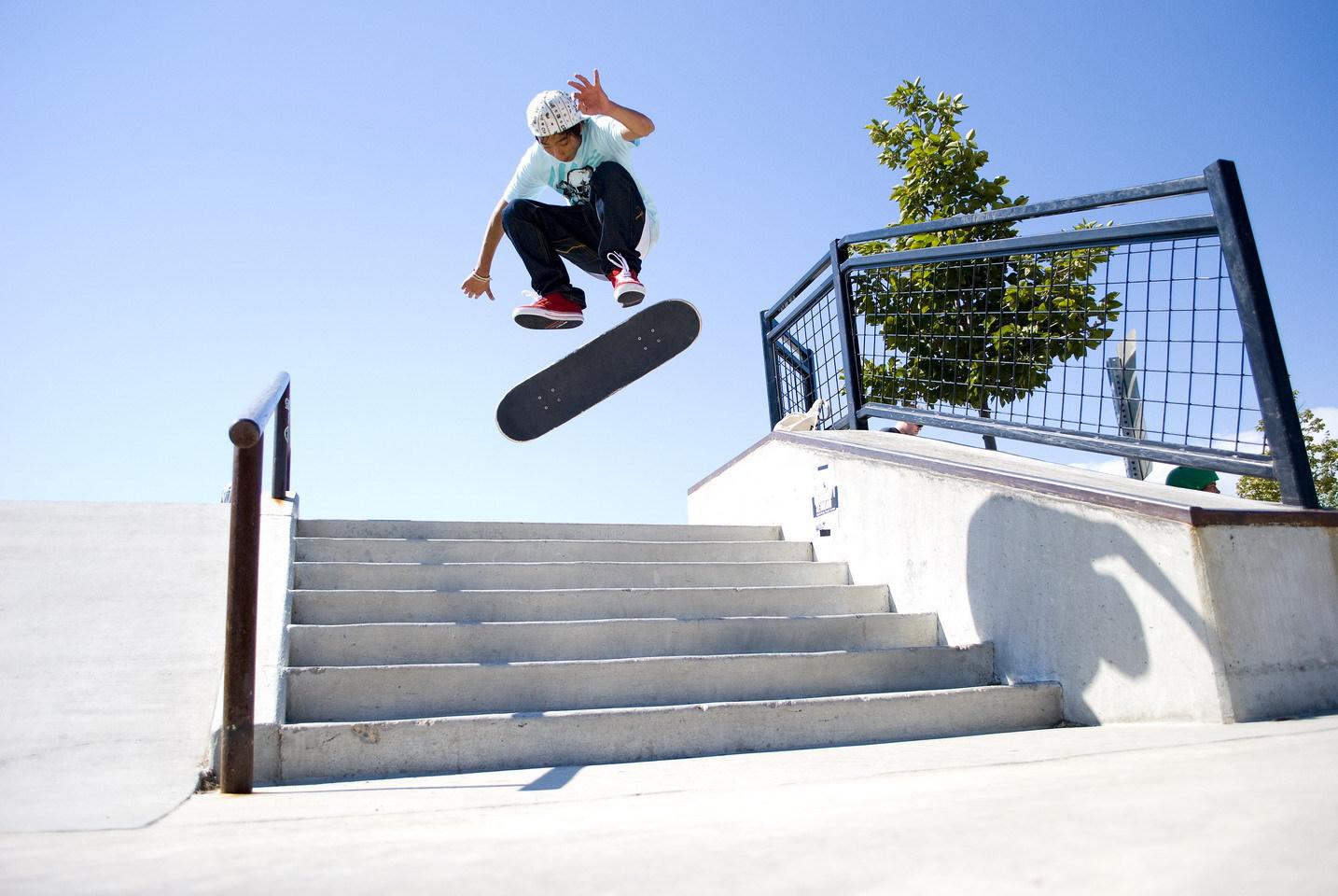 Skateboarding Wallpapers Hd