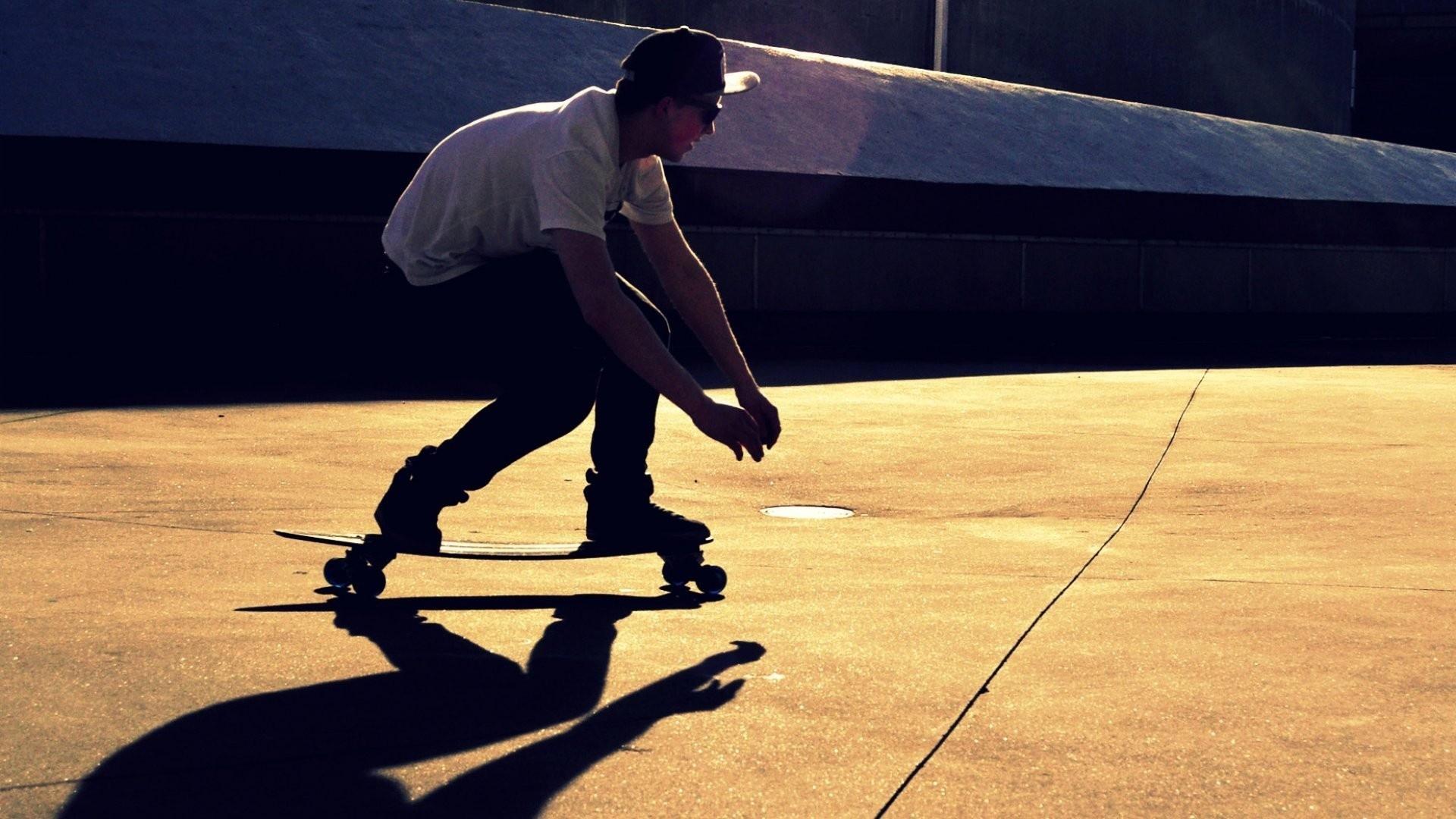 Skateboarding Widescreen