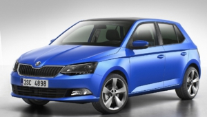 Skoda Fabia Hd Wallpaper