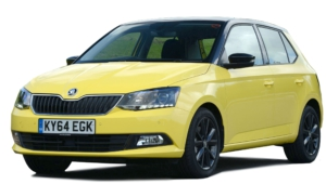 Skoda Fabia High Definition Wallpapers