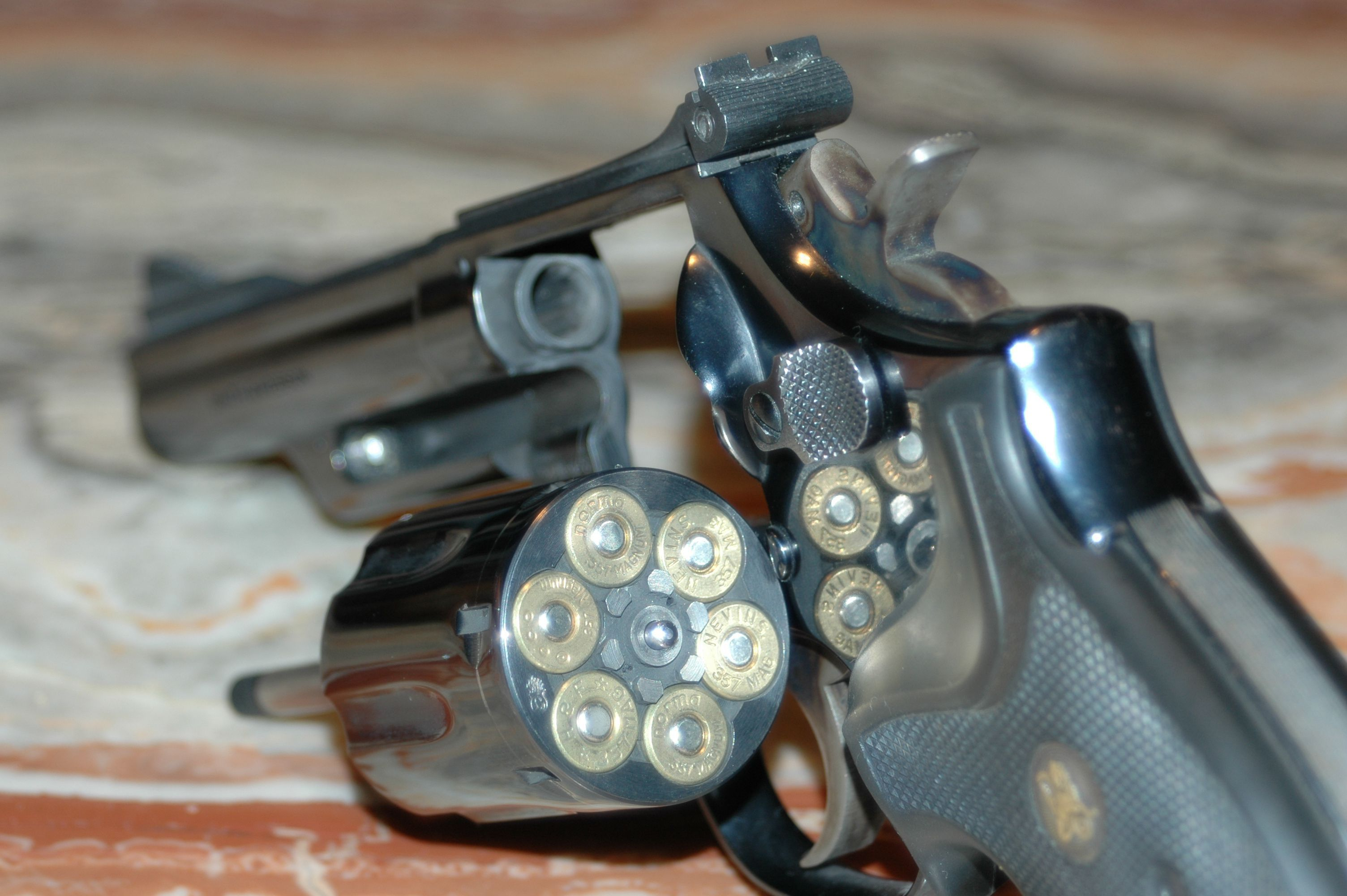 Smith Wesson Model Background