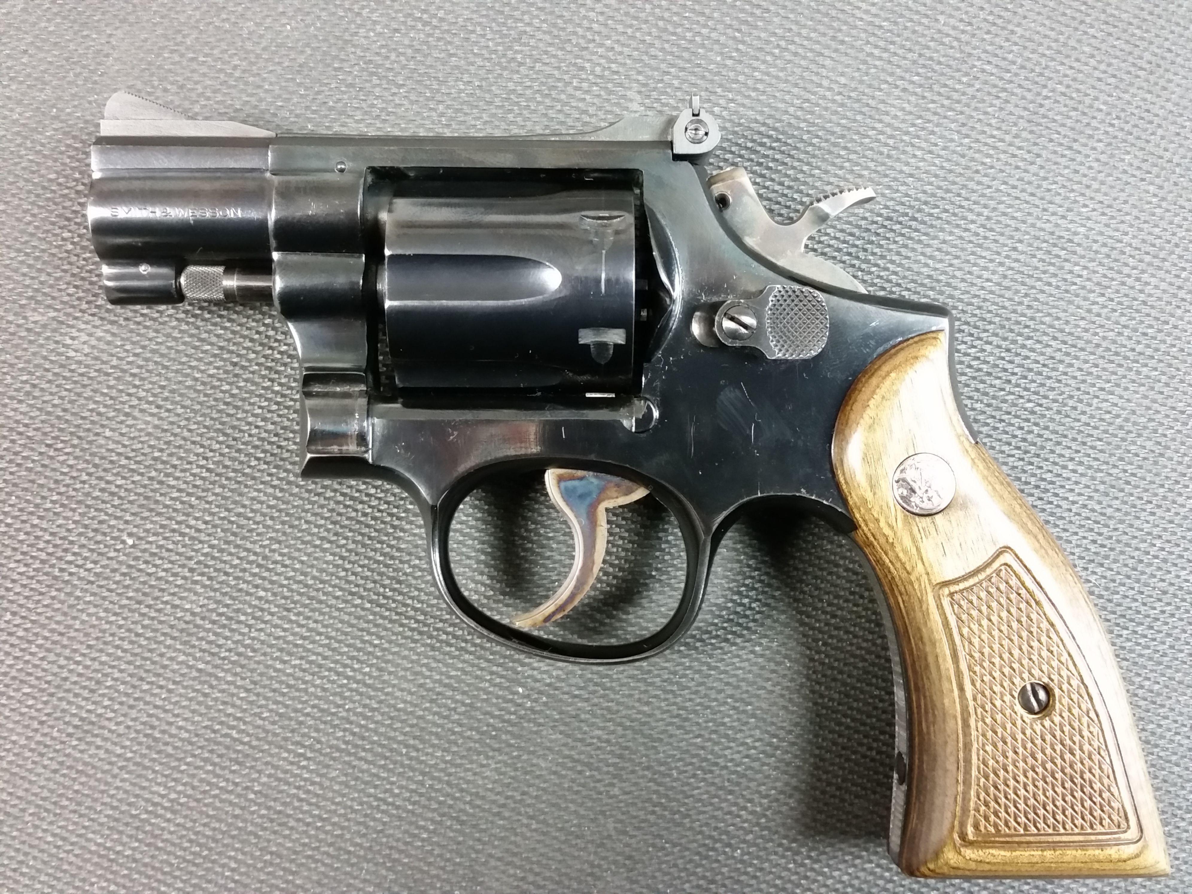 Smith Wesson Model Hd Wallpaper