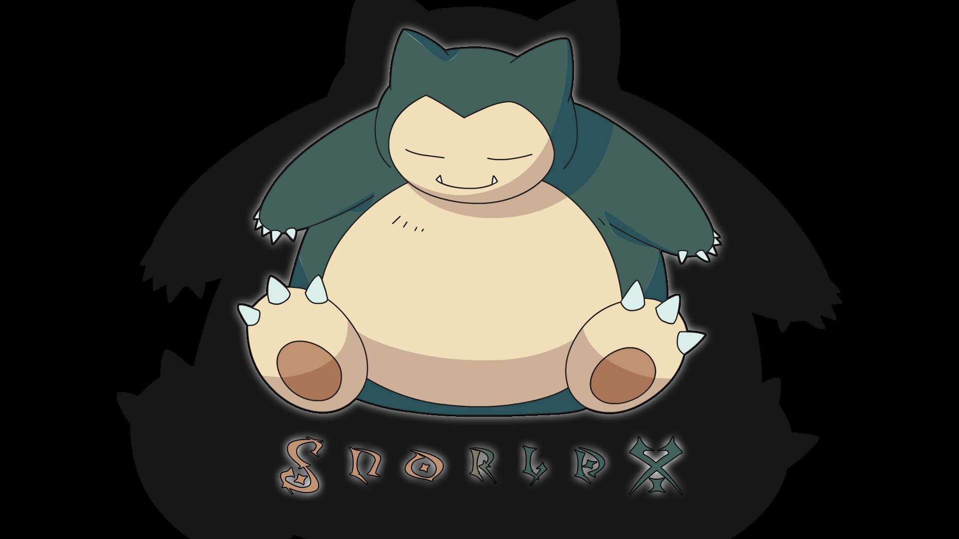 Snorlax Background