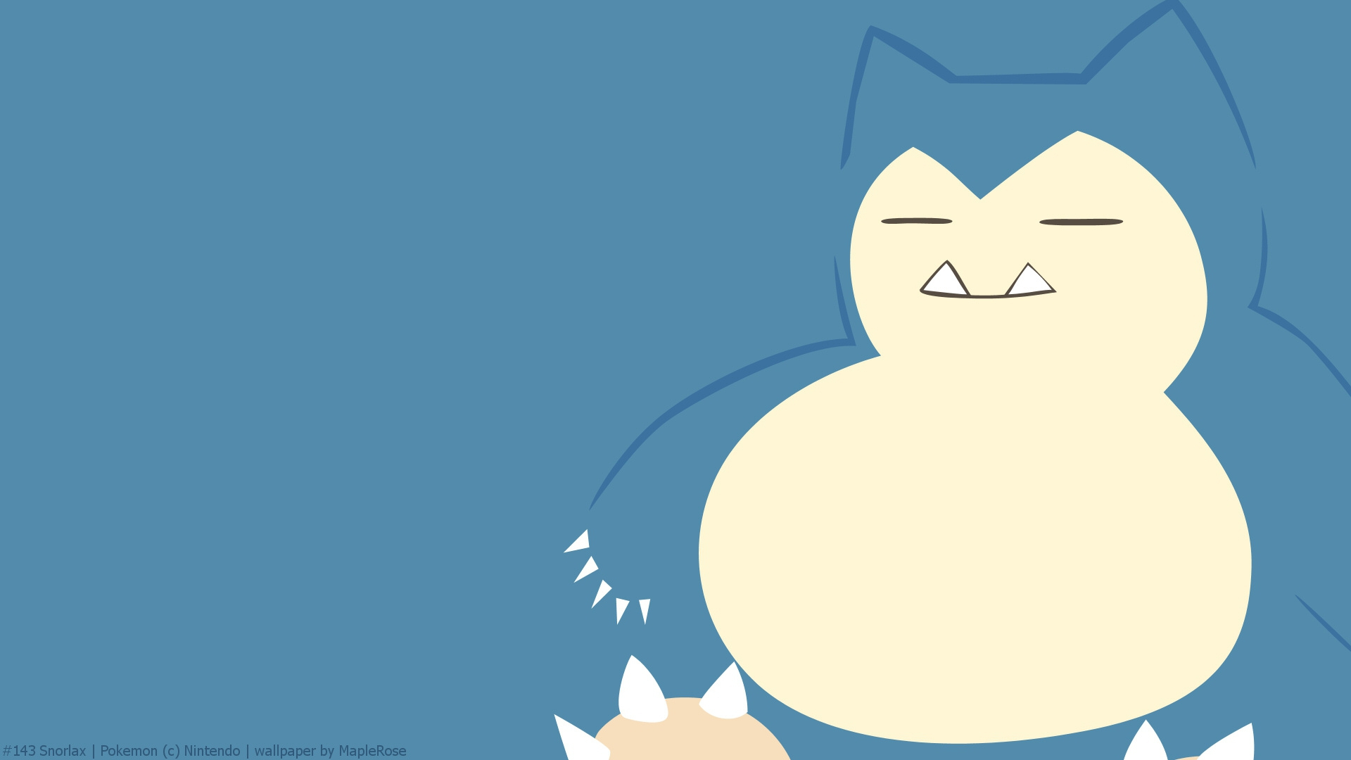 Snorlax Wallpapers