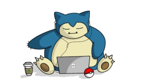 Snorlax Widescreen