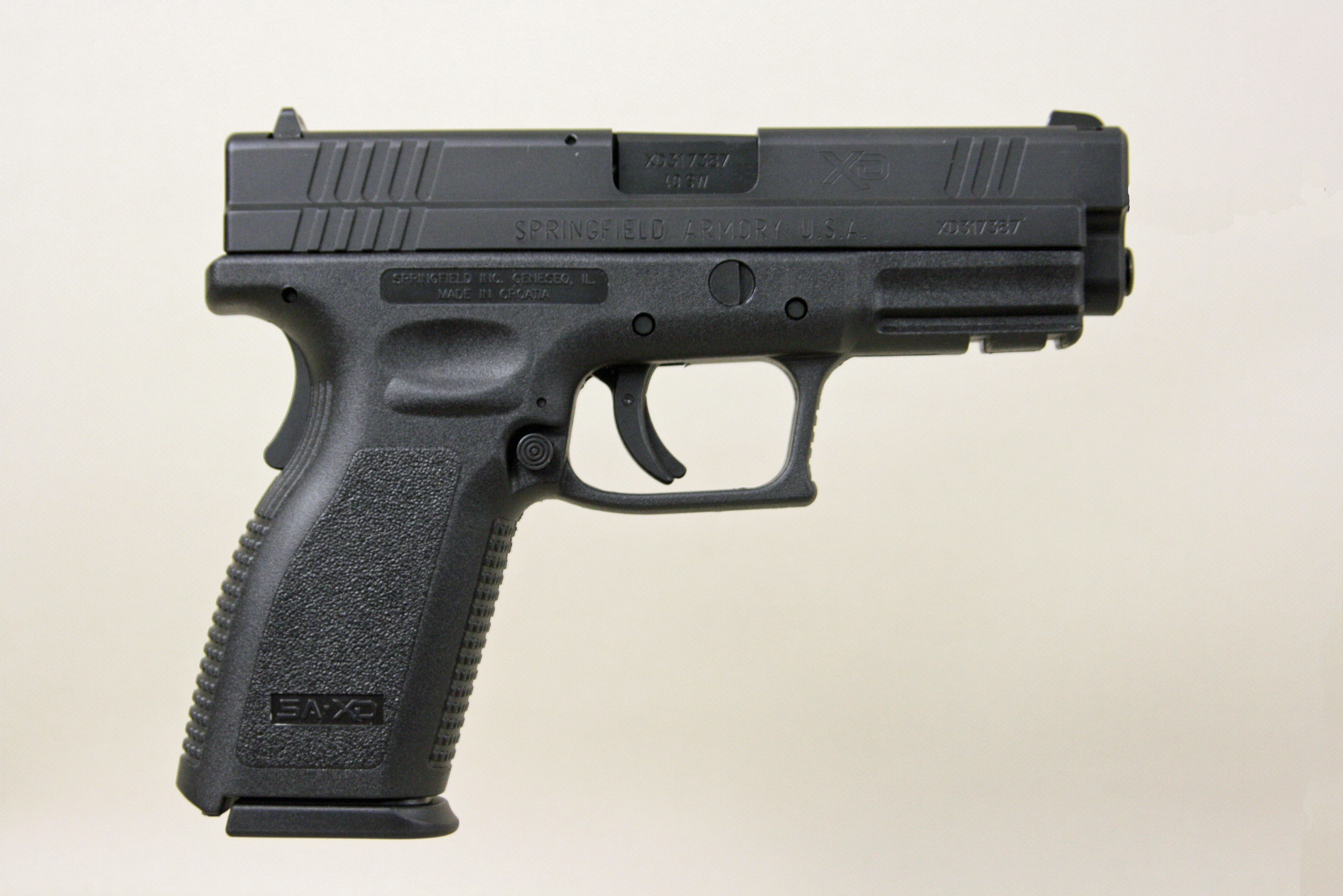 Springfield Xd Wallpapers Hd
