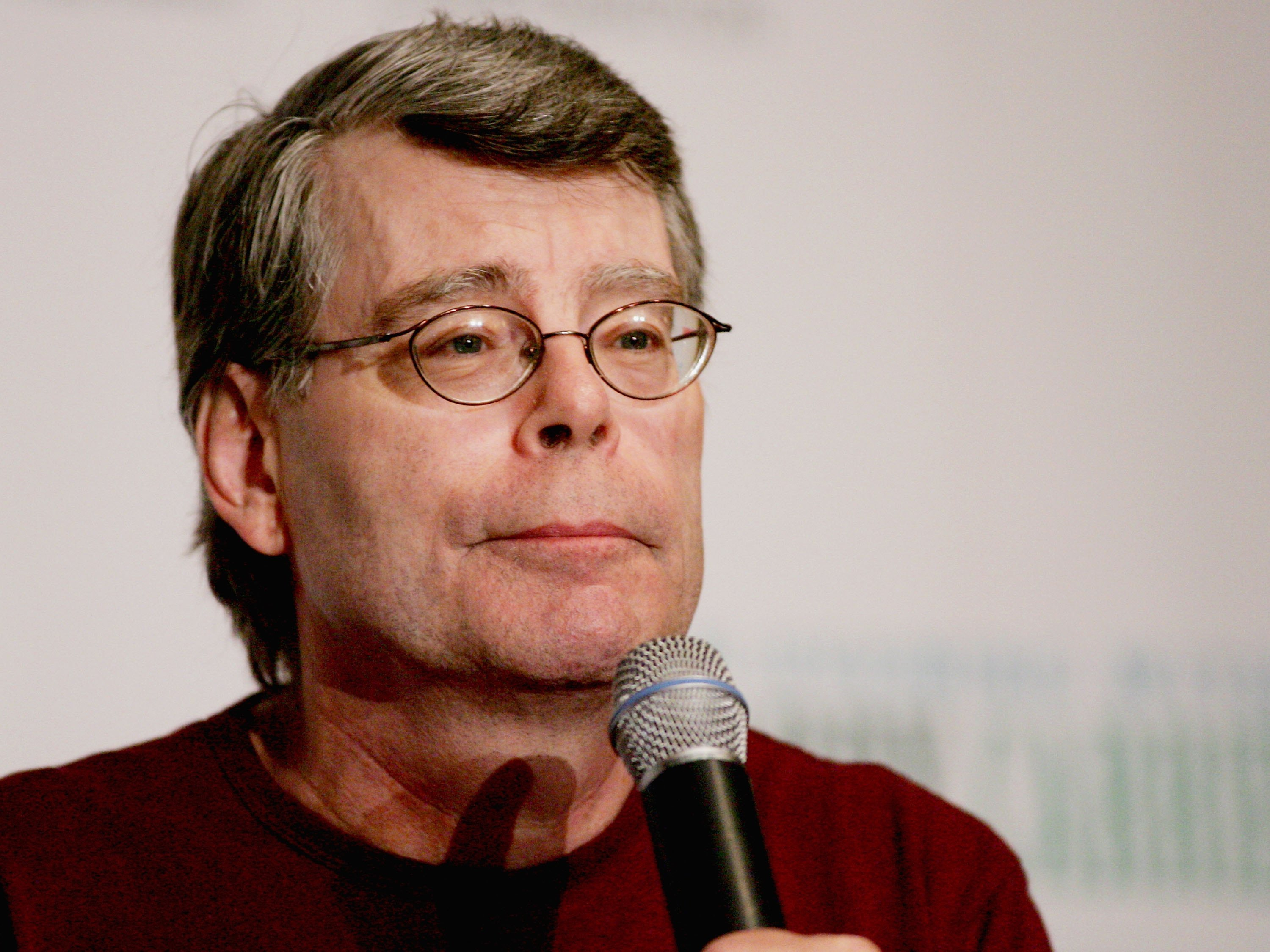 Stephen King Wallpapers And Backgrounds