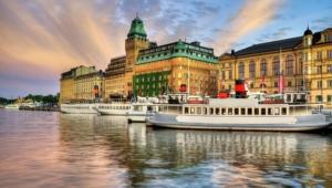 Stockholm Computer Backgrounds