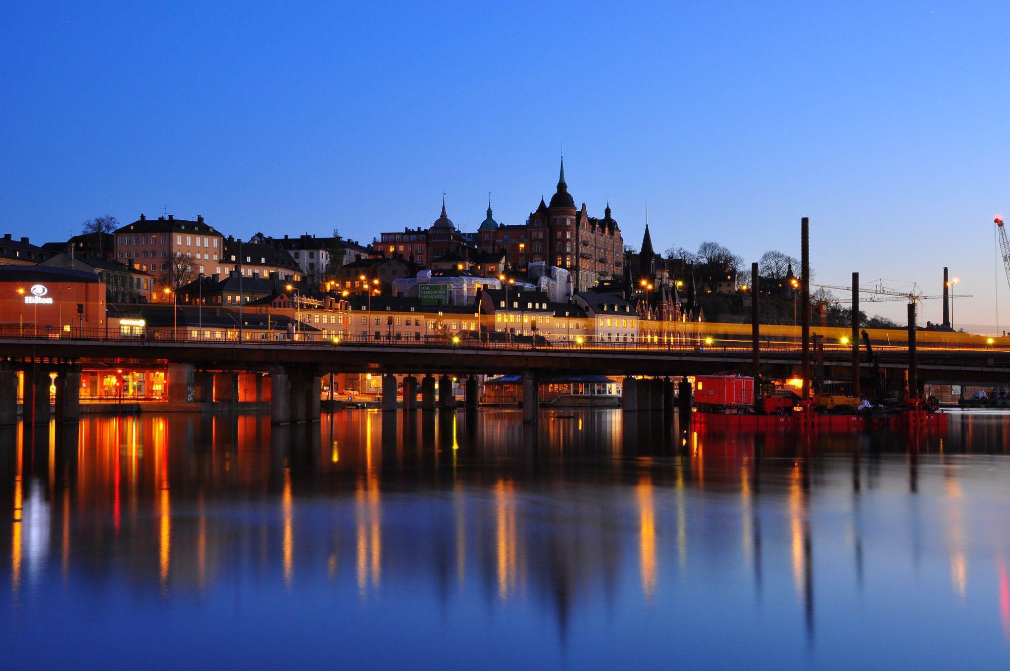 Stockholm Desktop