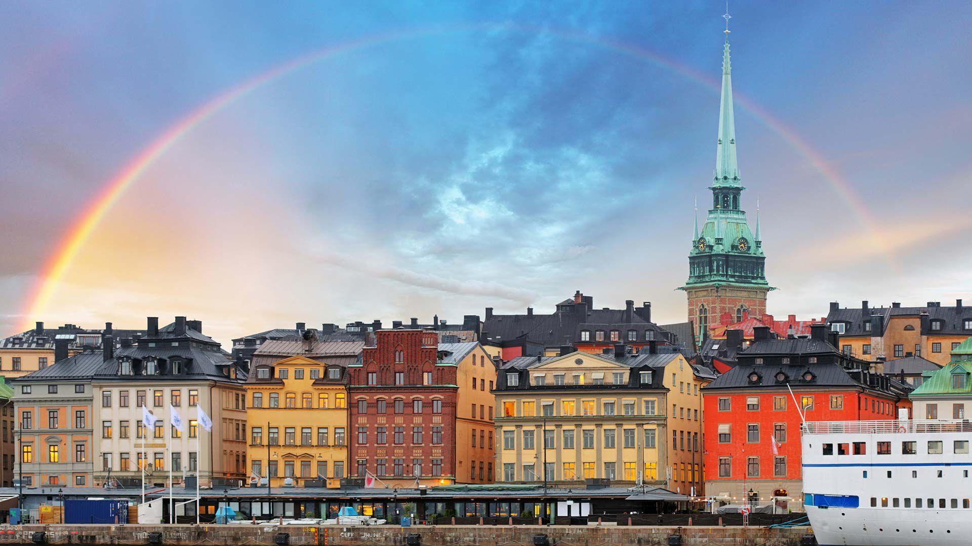Stockholm Hd Background
