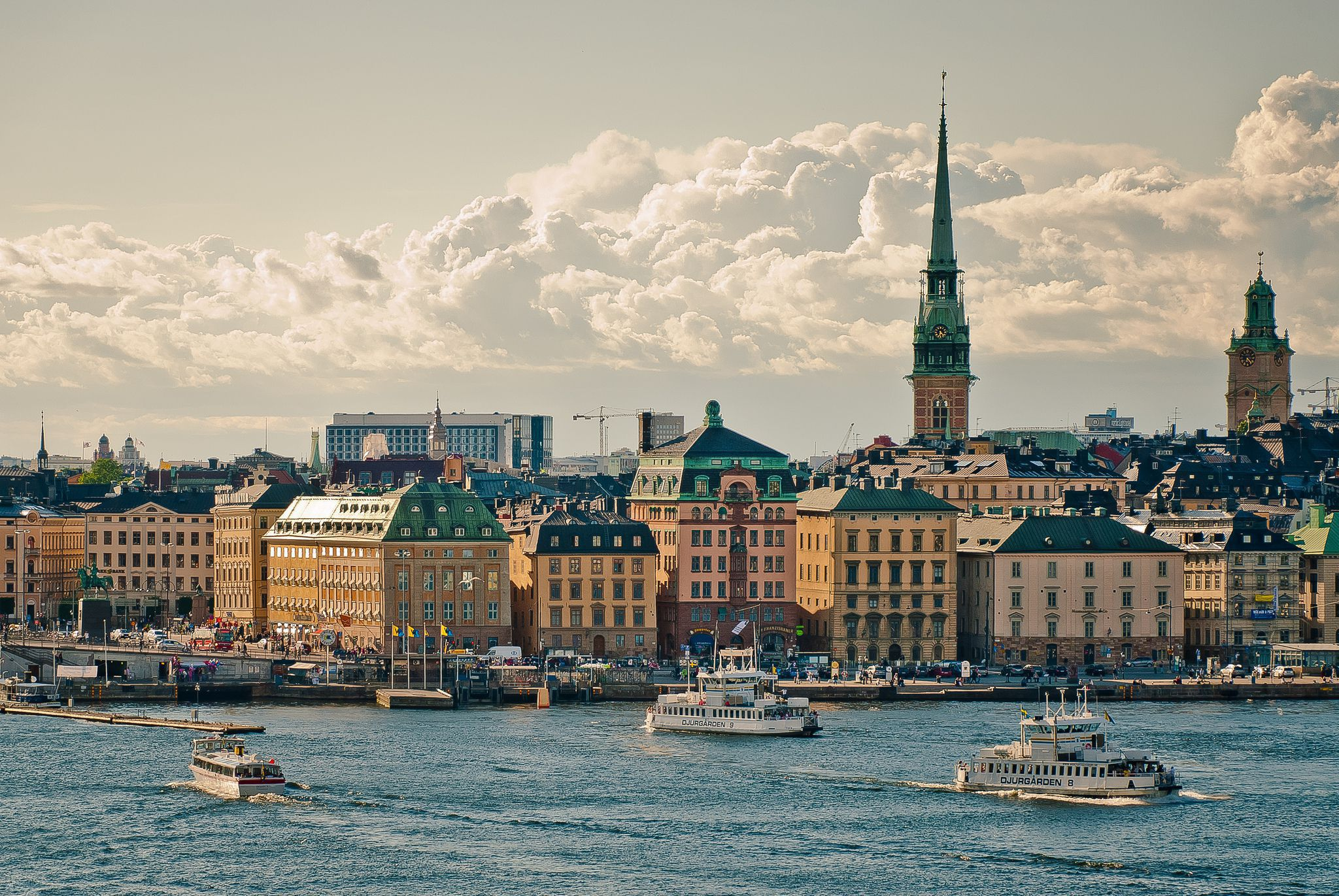 Stockholm Wallpapers Hq