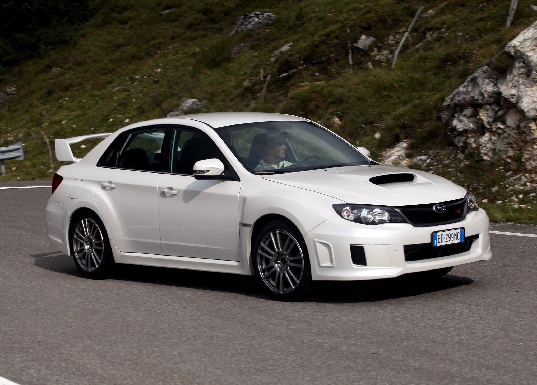 Subaru Wrx Hd Background