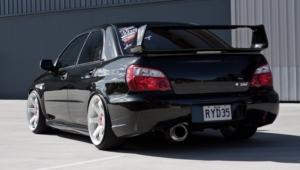 Subaru Wrx Hd Desktop