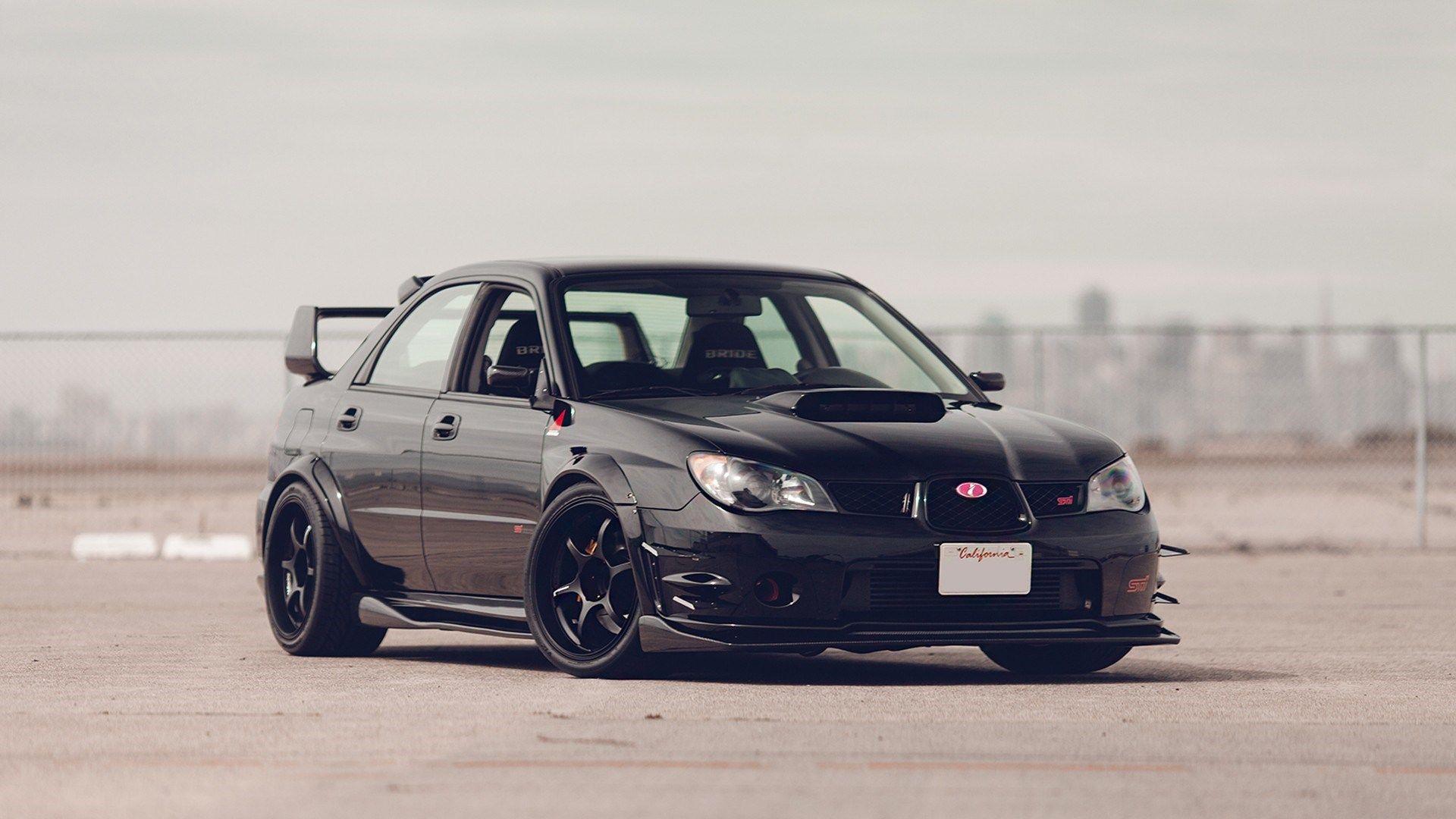 Subaru Wrx Hd Wallpaper