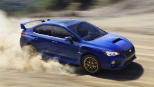 Subaru Wrx High Definition