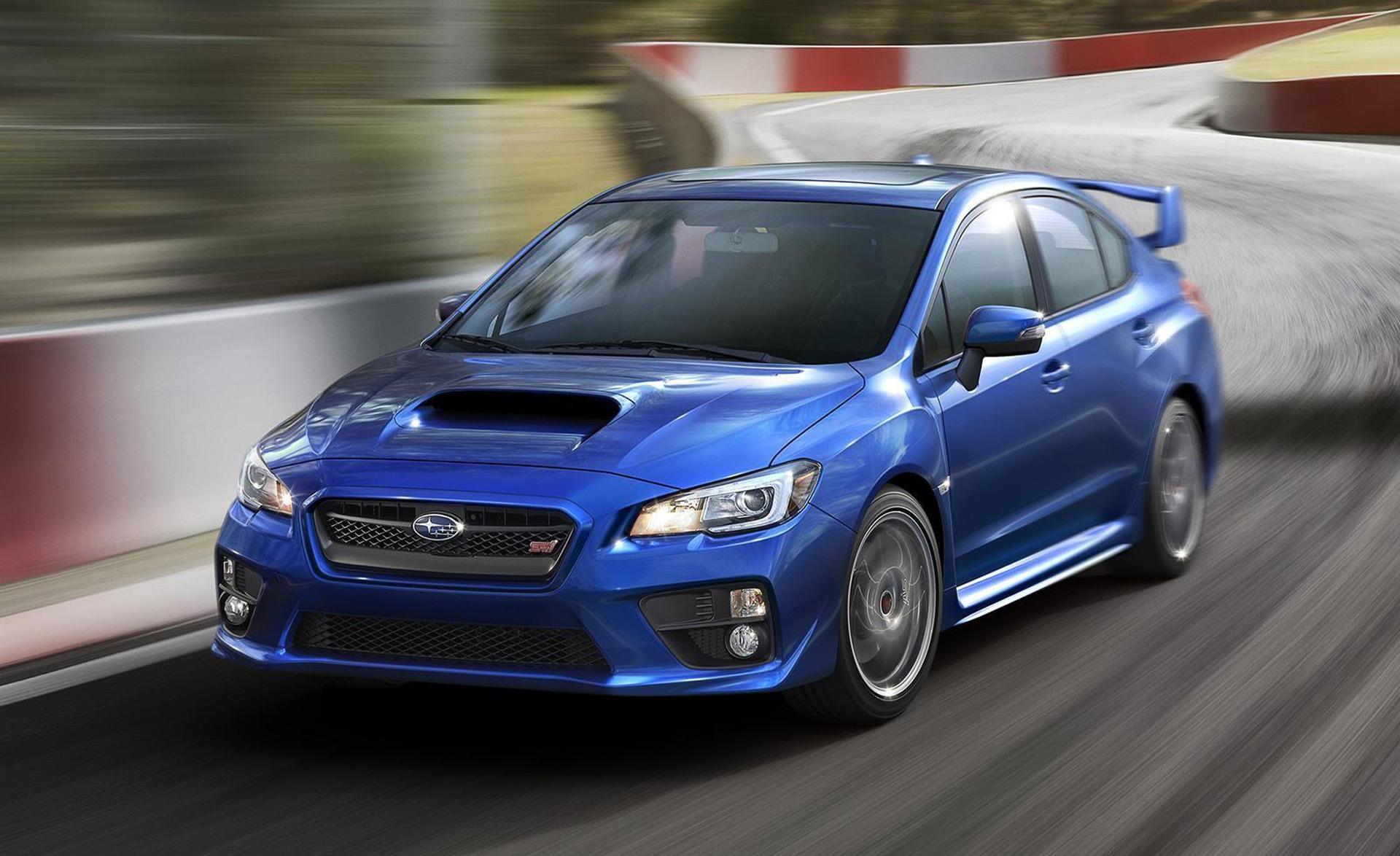 Subaru Wrx High Definition Wallpapers