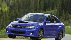 Subaru Wrx Wallpapers