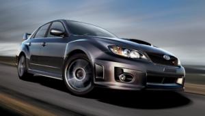 Subaru Wrx For Desktop