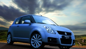 Suzuki Swift Sport Desktop