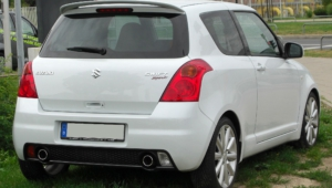 Suzuki Swift Sport High Definition