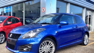Suzuki Swift Sport High Definition Wallpapers