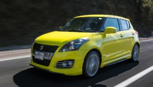 Suzuki Swift Sport Wallpapers