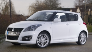 Suzuki Swift Sport Wallpapers Hd