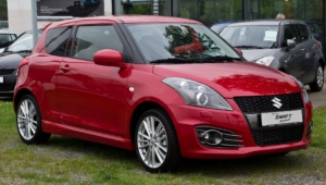Suzuki Swift Sport For Desktop