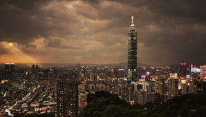 Taipei Background