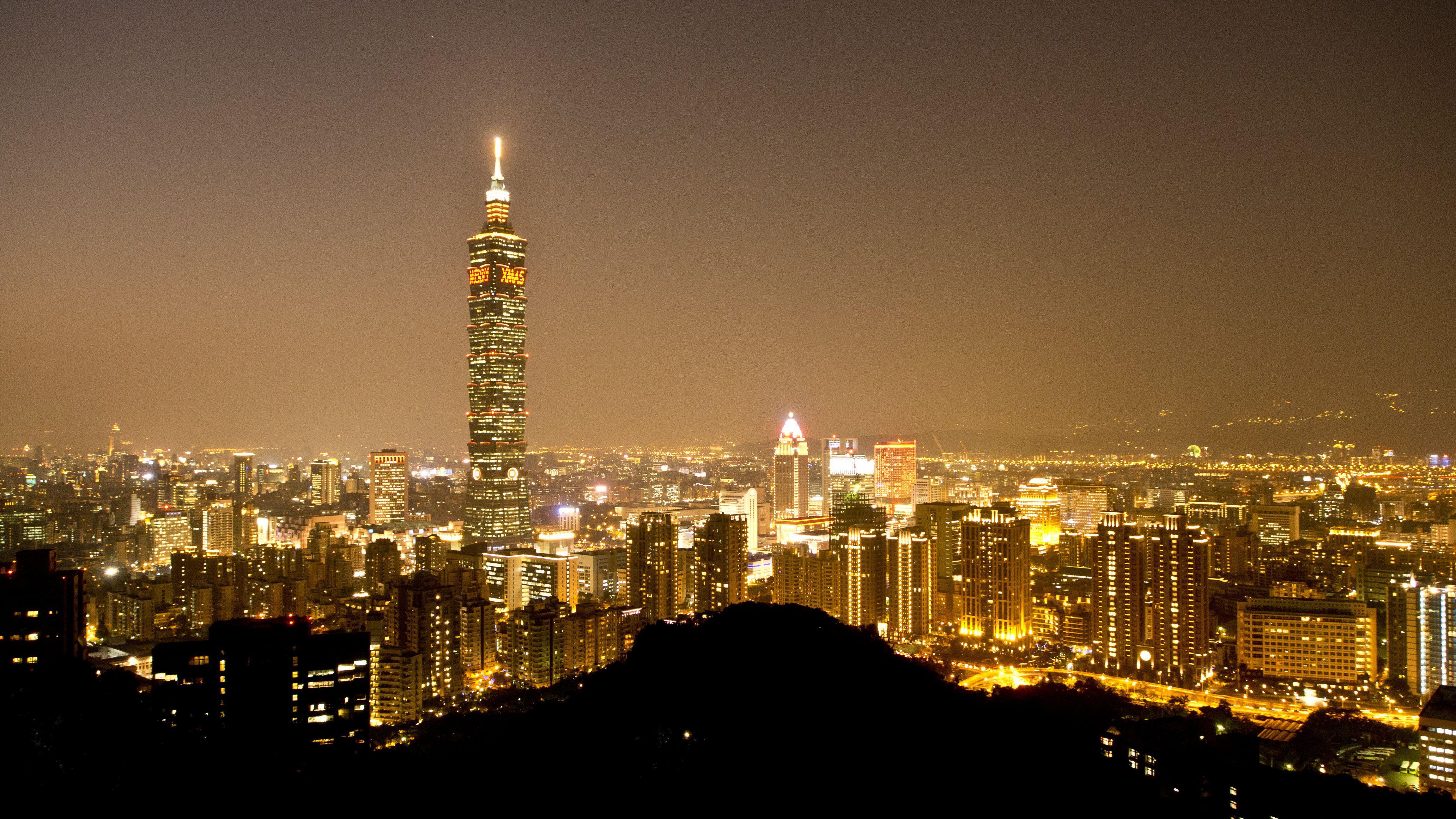 Taipei Hd Background