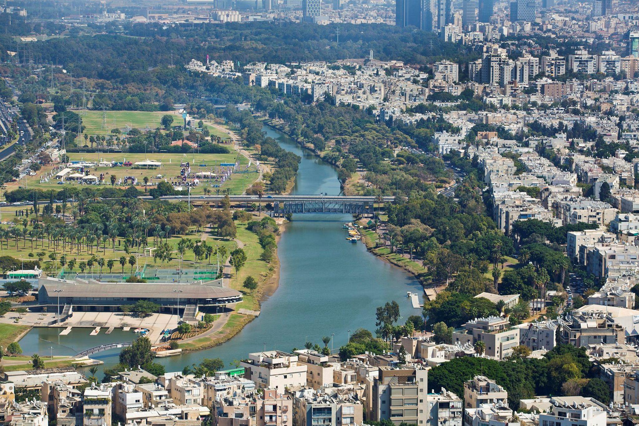 Tel Aviv Computer Backgrounds