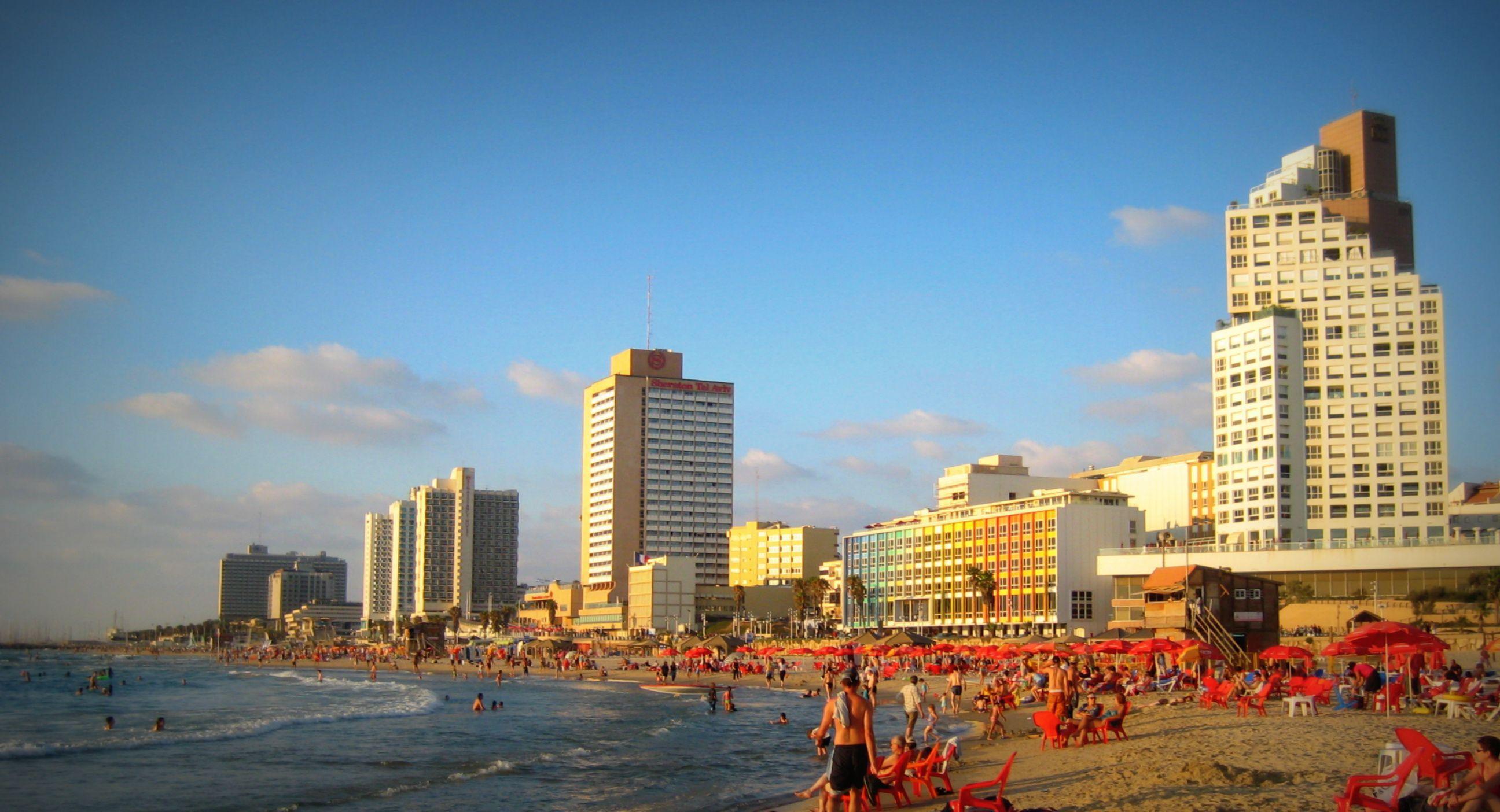 Tel Aviv Desktop