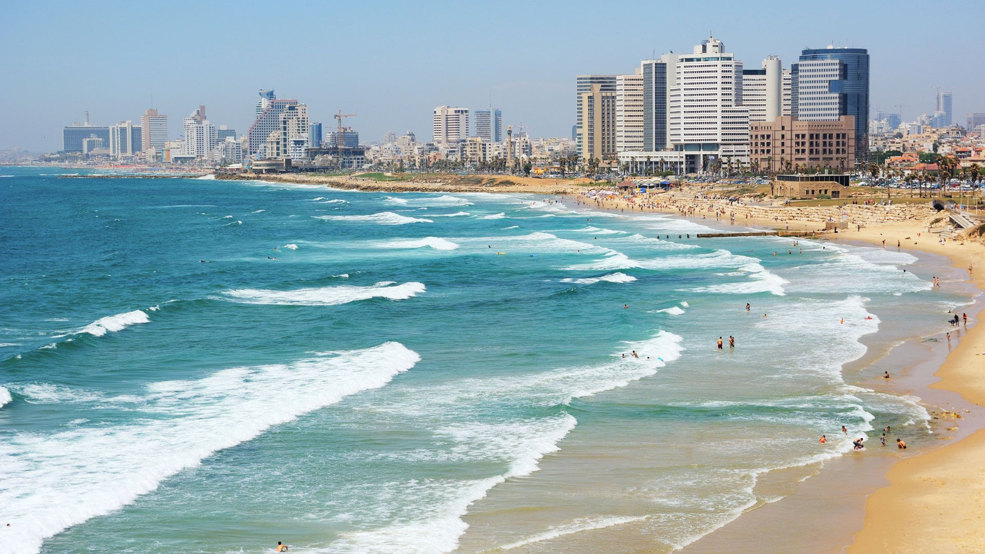 Tel Aviv High Quality Wallpapers