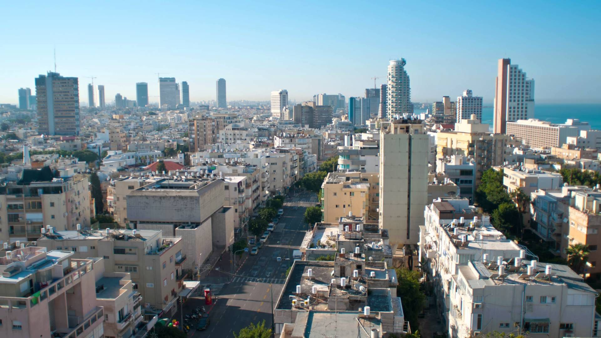 Tel Aviv Widescreen