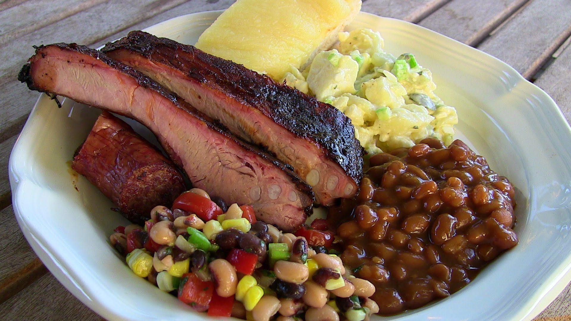 Texas Barbecue Pork 4k