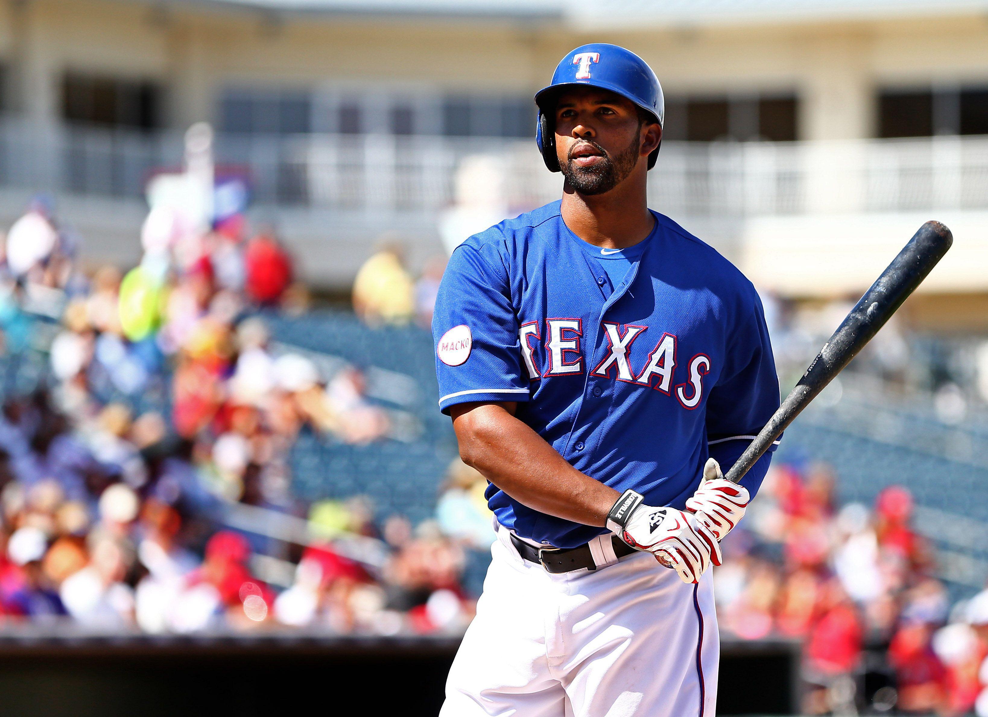 Texas Rangers 4k